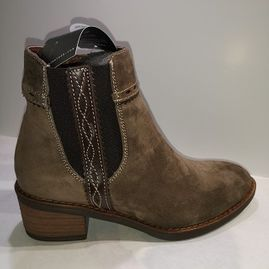 ALPE Boots suede bison 4391