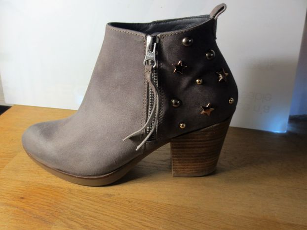 GAIMO boots taupe